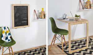 Choix des meubles