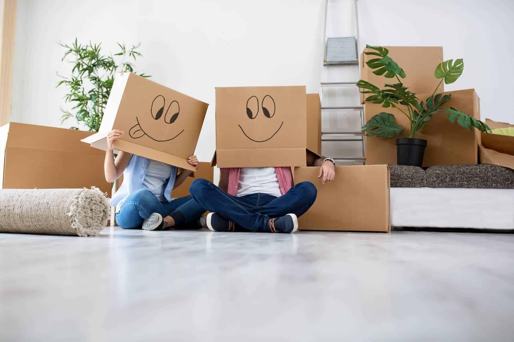 Combien coûte un déménagement? Cap-Sud